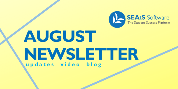 SEAtS Software August Newsletter